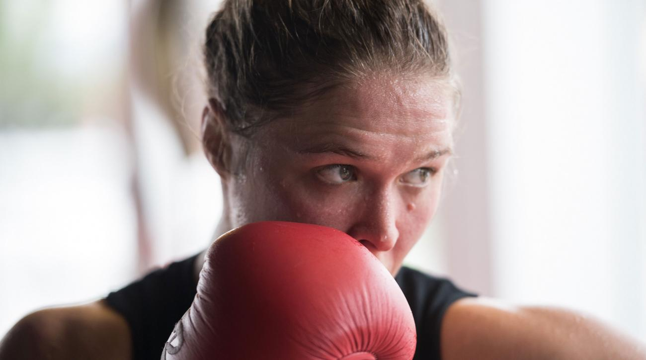 ronda rousey watch fight ufc holly holm