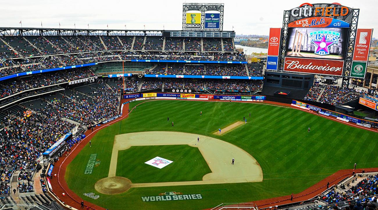 Citi Field, New York Mets, cricket match