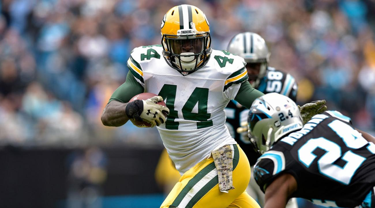 jame starks over eddie lacy packers