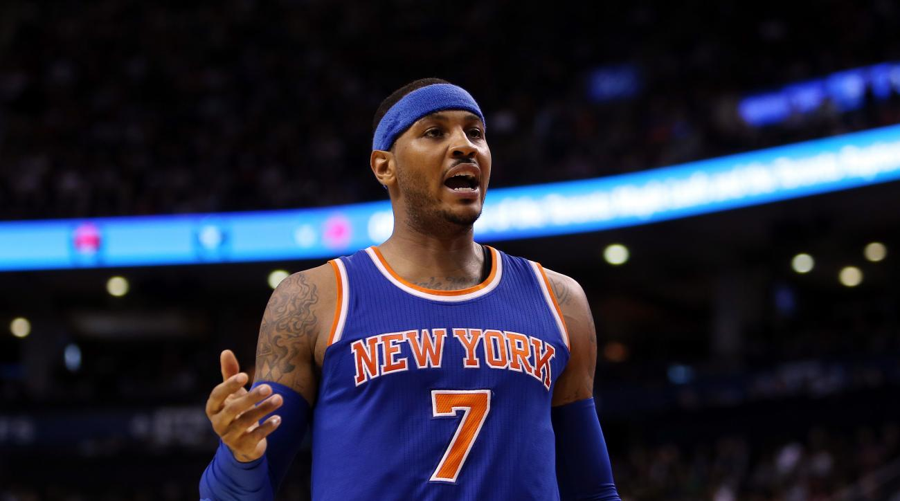 Refs admit to missed call in Knicks' win vs. Raptors