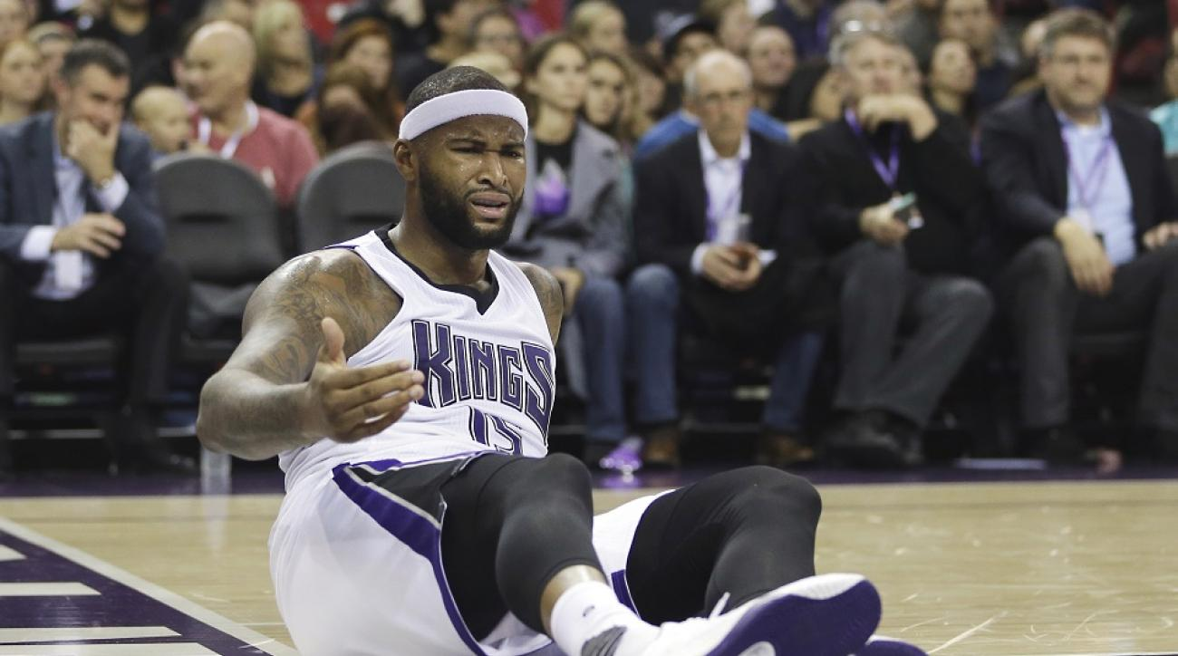 Is it time for the Sacramento Kings to move DeMarcus Cousins?