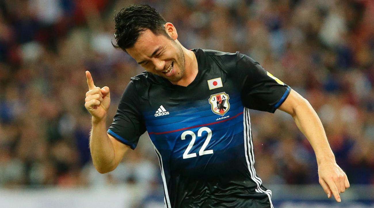 Japan, World Cup qualifying