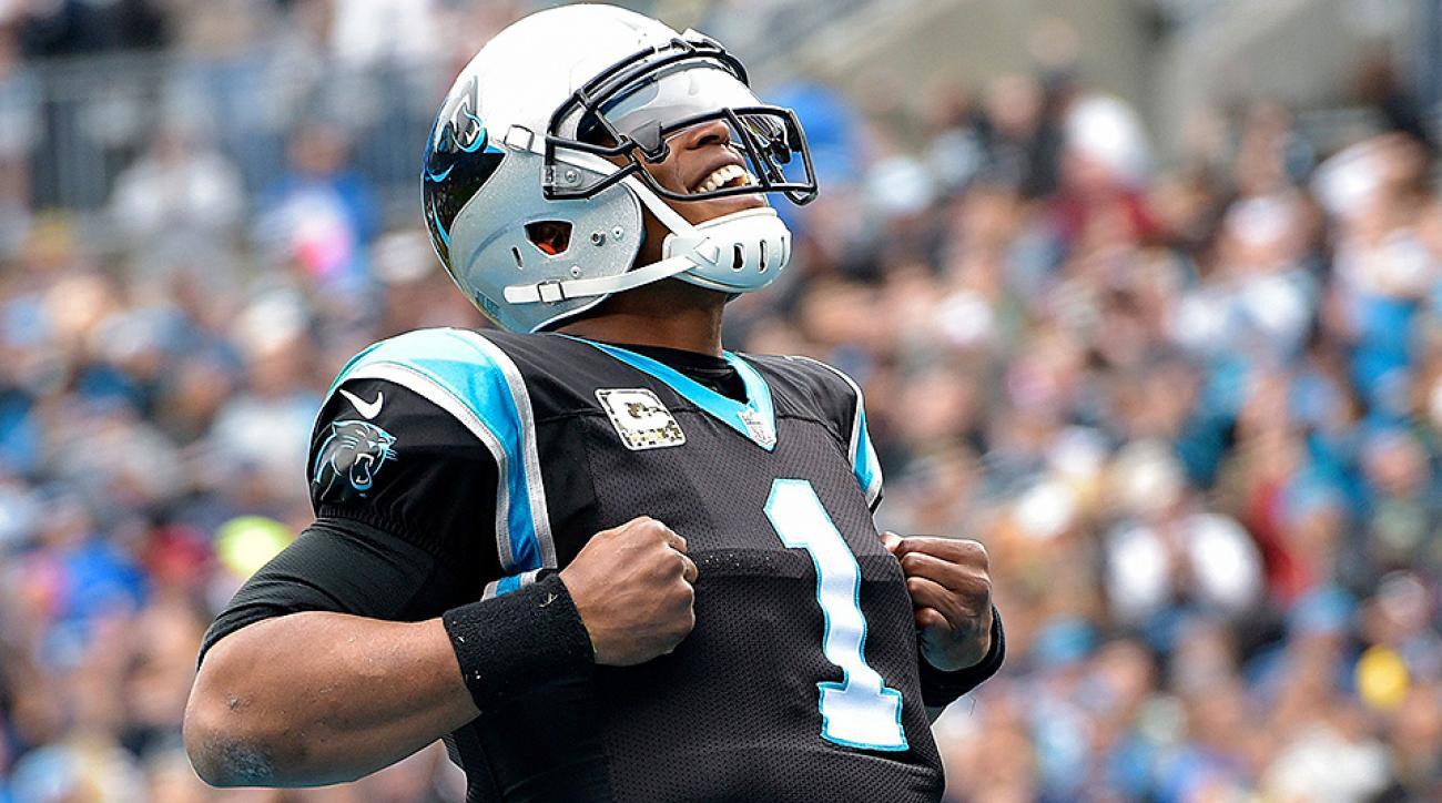 Why Carolina Panthers' Cam Newton is not an MVP-caliber QB this season