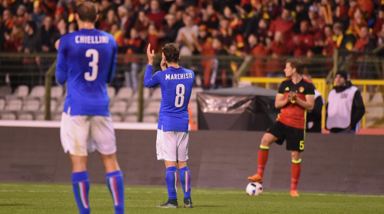 Belgium, Italy, Heysel rememberance