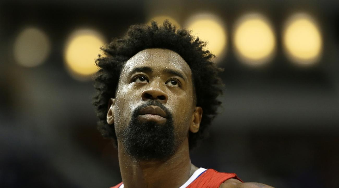 DeAndre Jordan got booed in his first game in Dallas since changing his mind about joining the Mavericks.