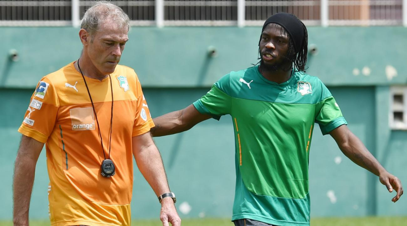 Gervinho, Ivory Coast