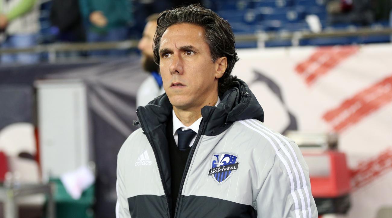 Montreal Impact name Mauro Biello head coach