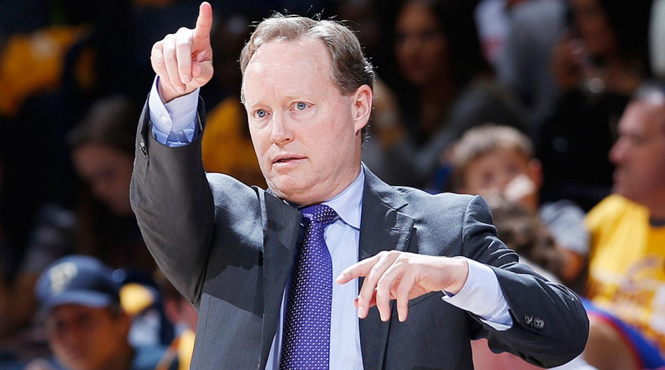 Mike Budenholzer medical emergency Atlanta Hawks