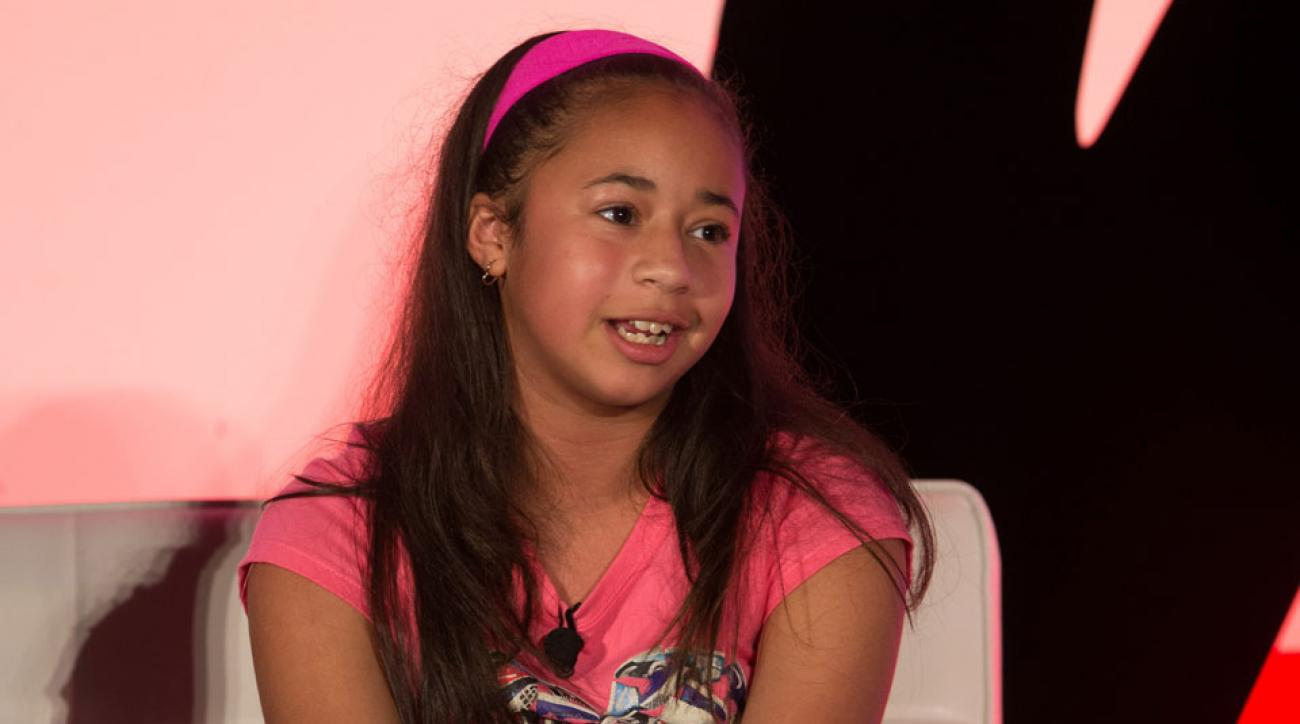 10-Year Old Jaden Newman Scores 57 Points In Varsity Hs -7623