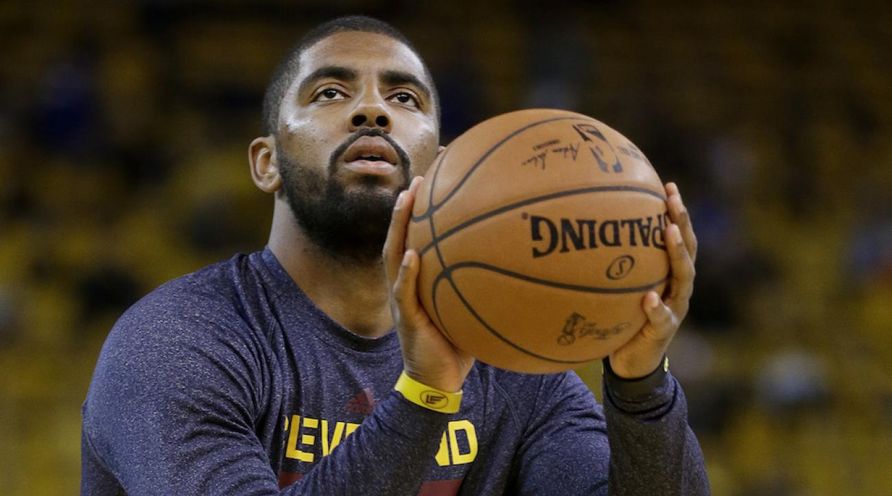 cleveland cavaliers kyrie irving injury update