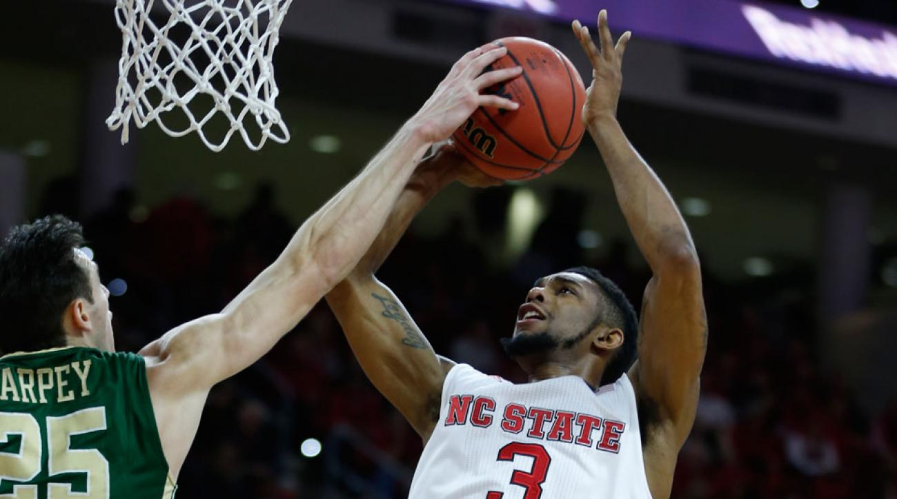 NC State basketball Terry Henderson ankle injury update