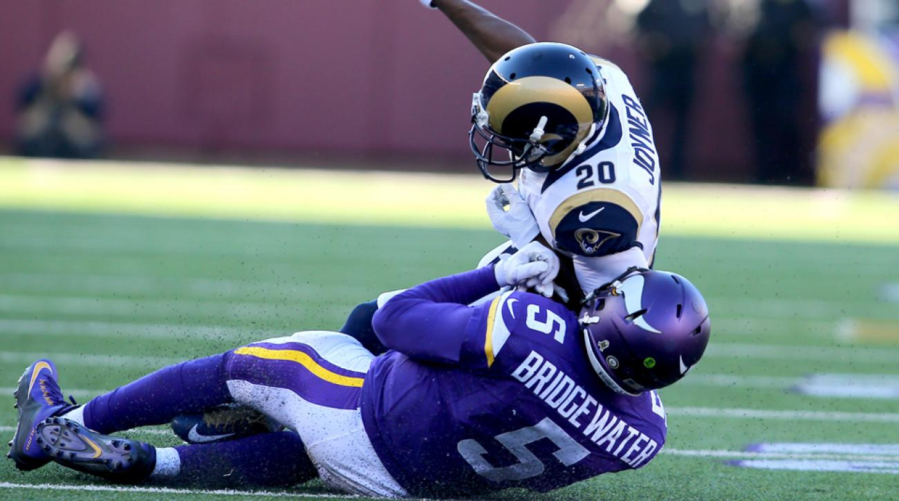 minnesota vikings teddy bridgewater playing concussion cleared
