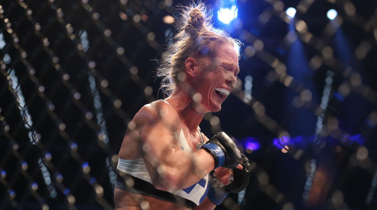 ronda rousey holly holm ufc 193