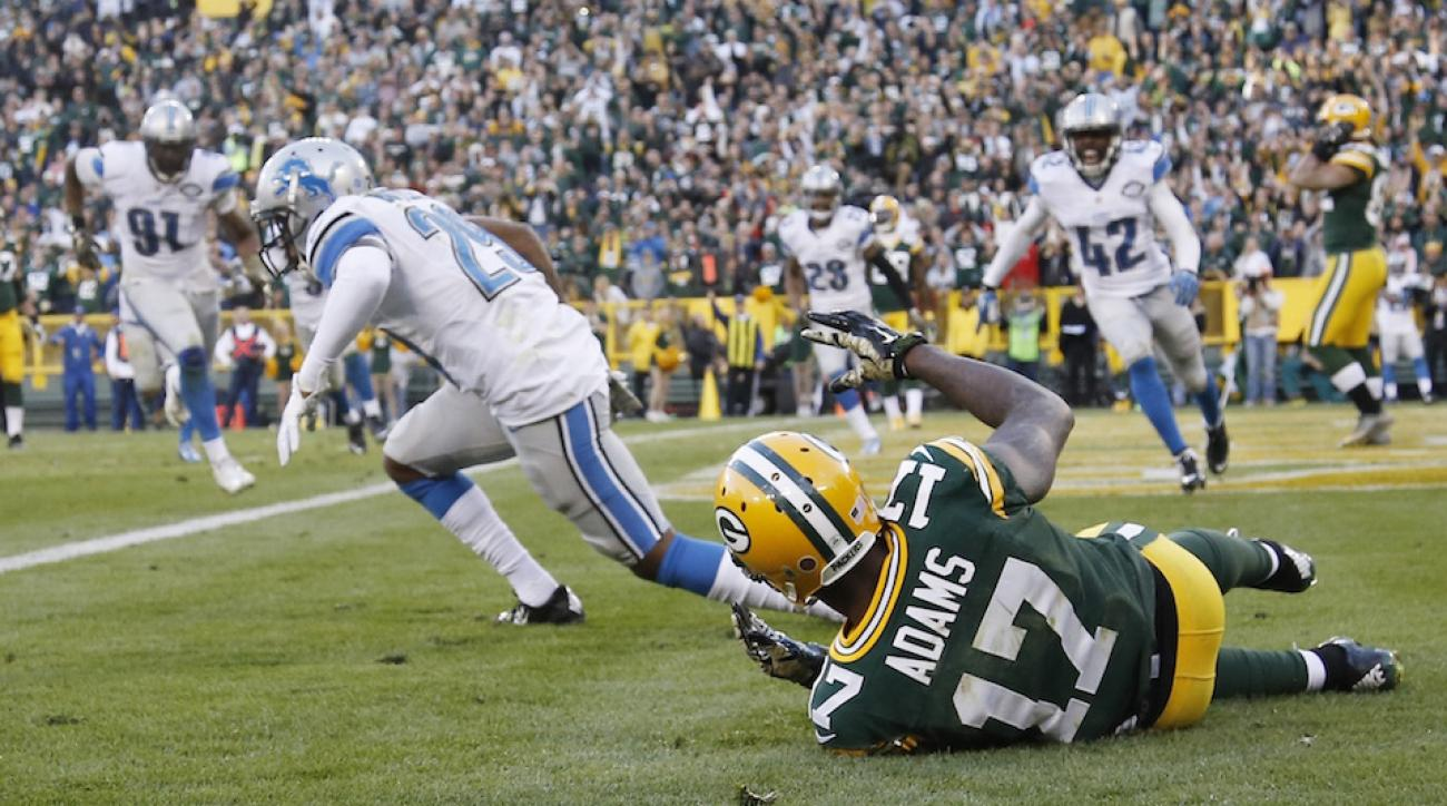 detroit lions green bay packers finish video