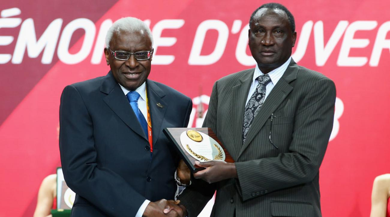 iaaf corruption athletics kenya bribes doping marathoners