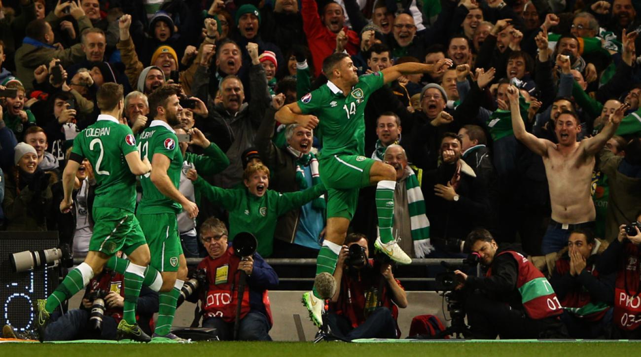 Jonathan Walters, Ireland, Euro 2016