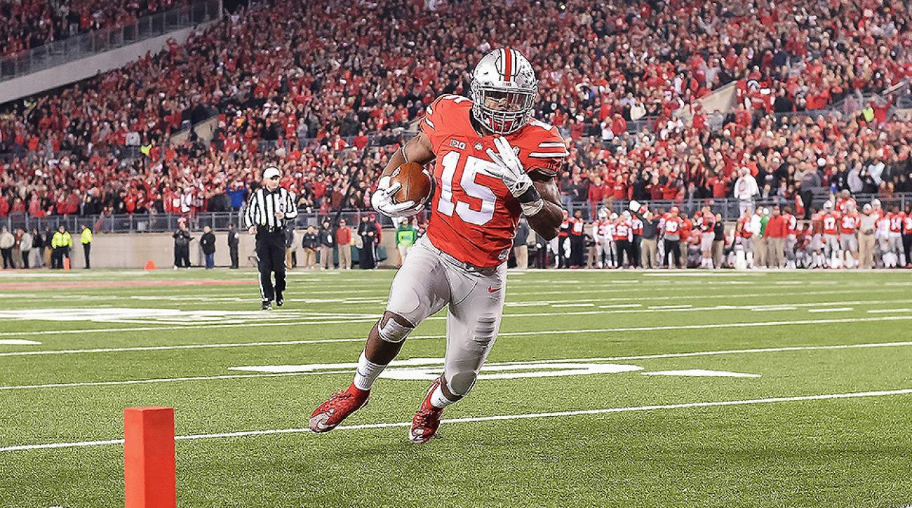 Ohio State football Ezekiel Elliott