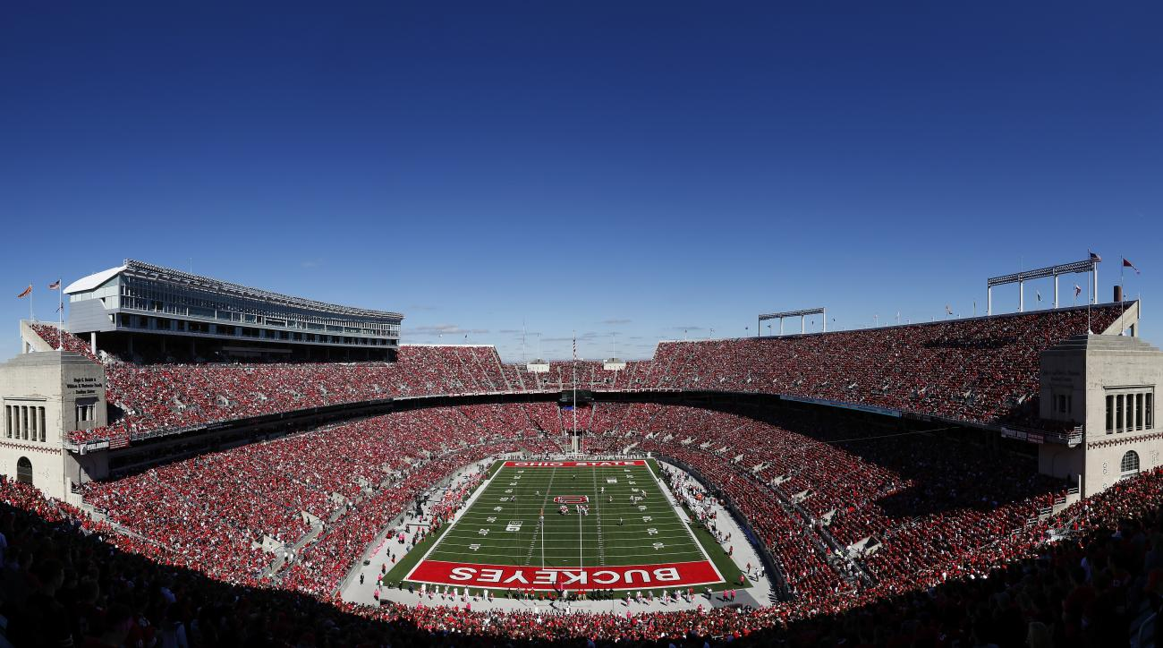 Ohio State enforces clear bag policy for home game vs Michigan State