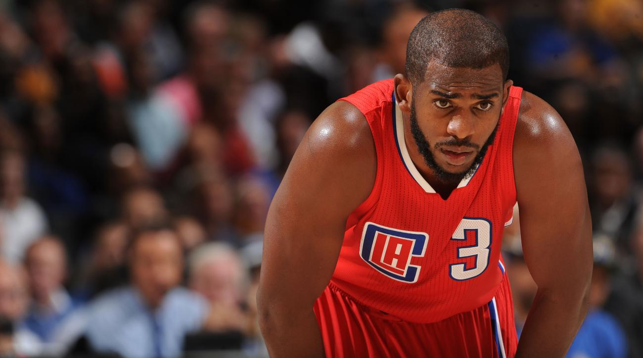 chris paul injury groin clippers warriors return