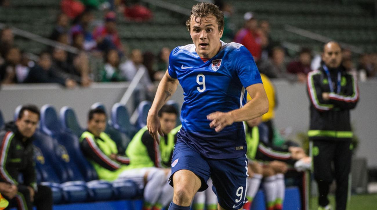 jordan morris usmnt pac 12 player of the year stanford soccer