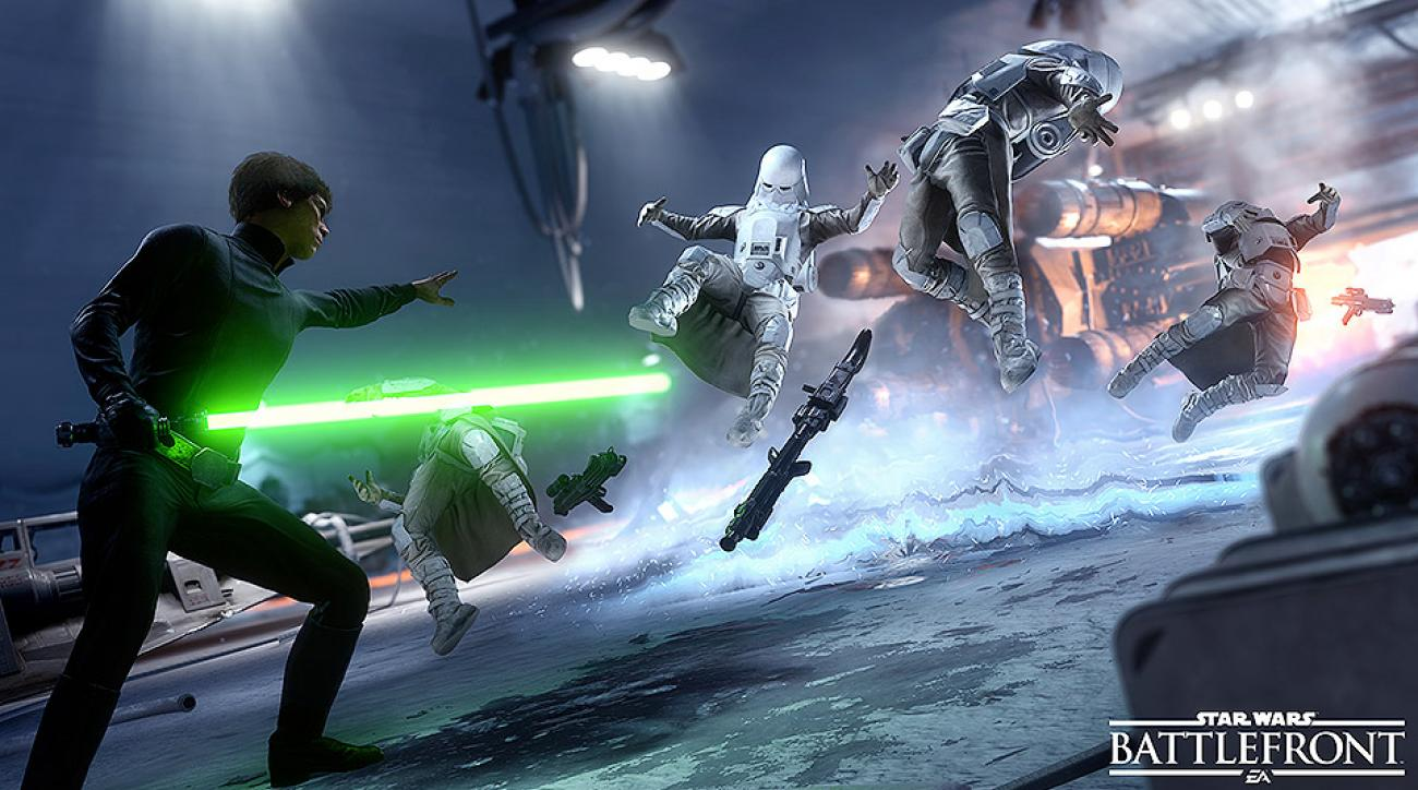 Star Wars Battlefront: Review of game for PS4, Xbox One  SI.com