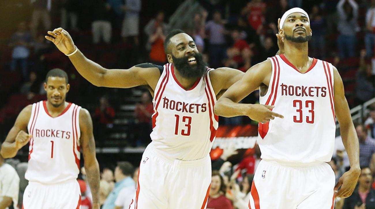 Corey Brewer video Houston Rockets Portland Trail Blazers