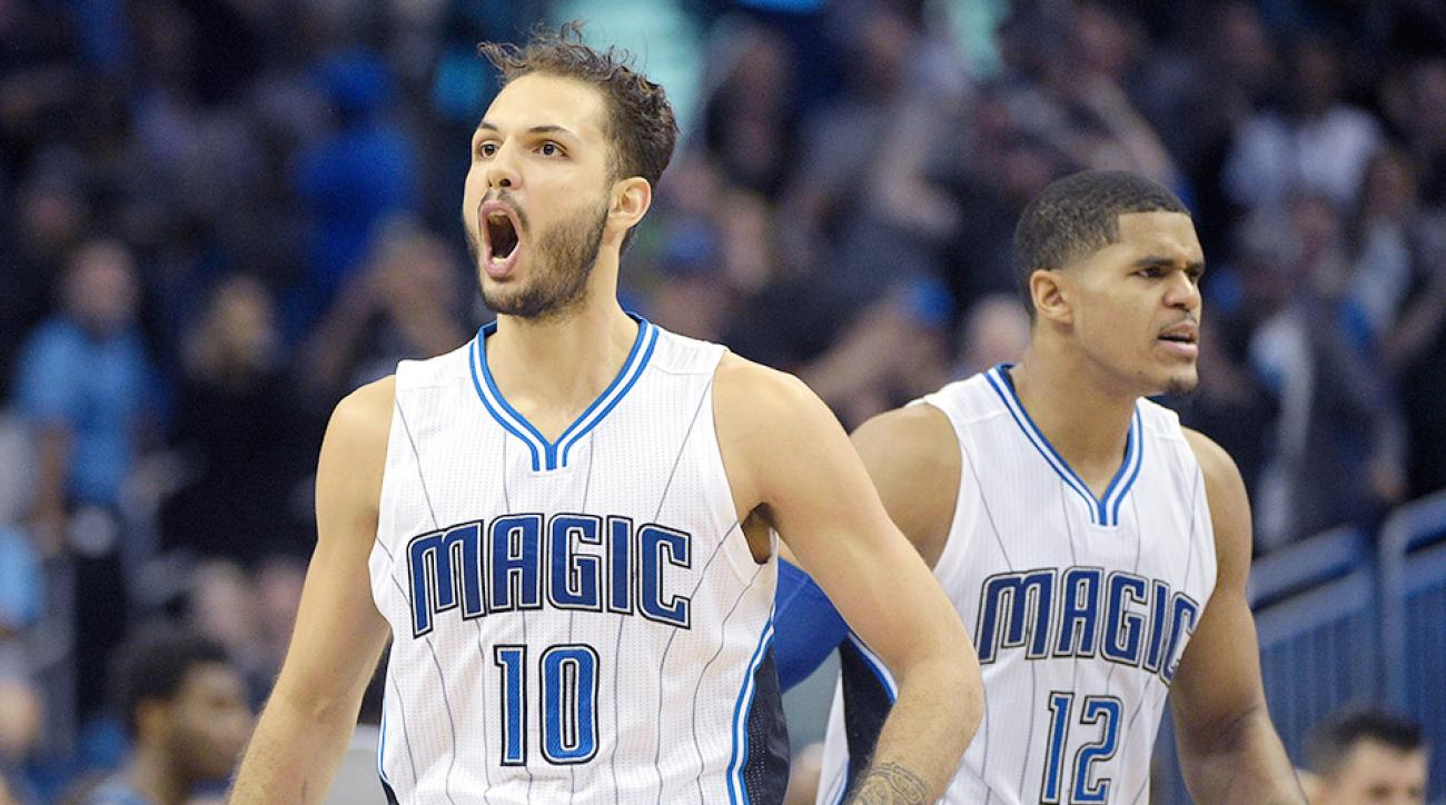 Evan Fournier game-winner Orlando Magic Minnesota Timberwolves