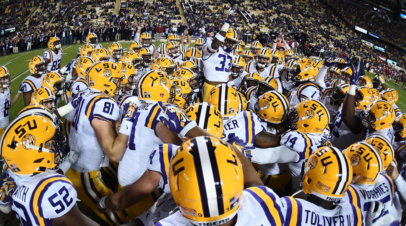 How to watch LSU vs. Ole Miss