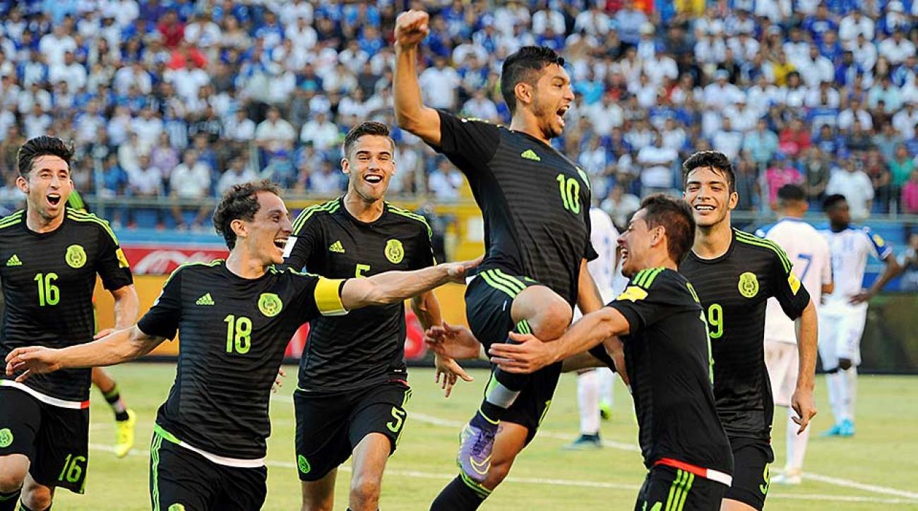 Mexico vs. Honduras