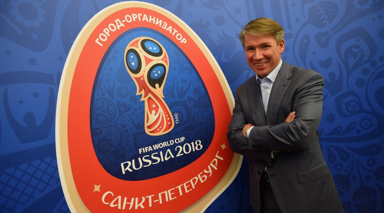 Alexey Sorokin, Russia 2018 World Cup