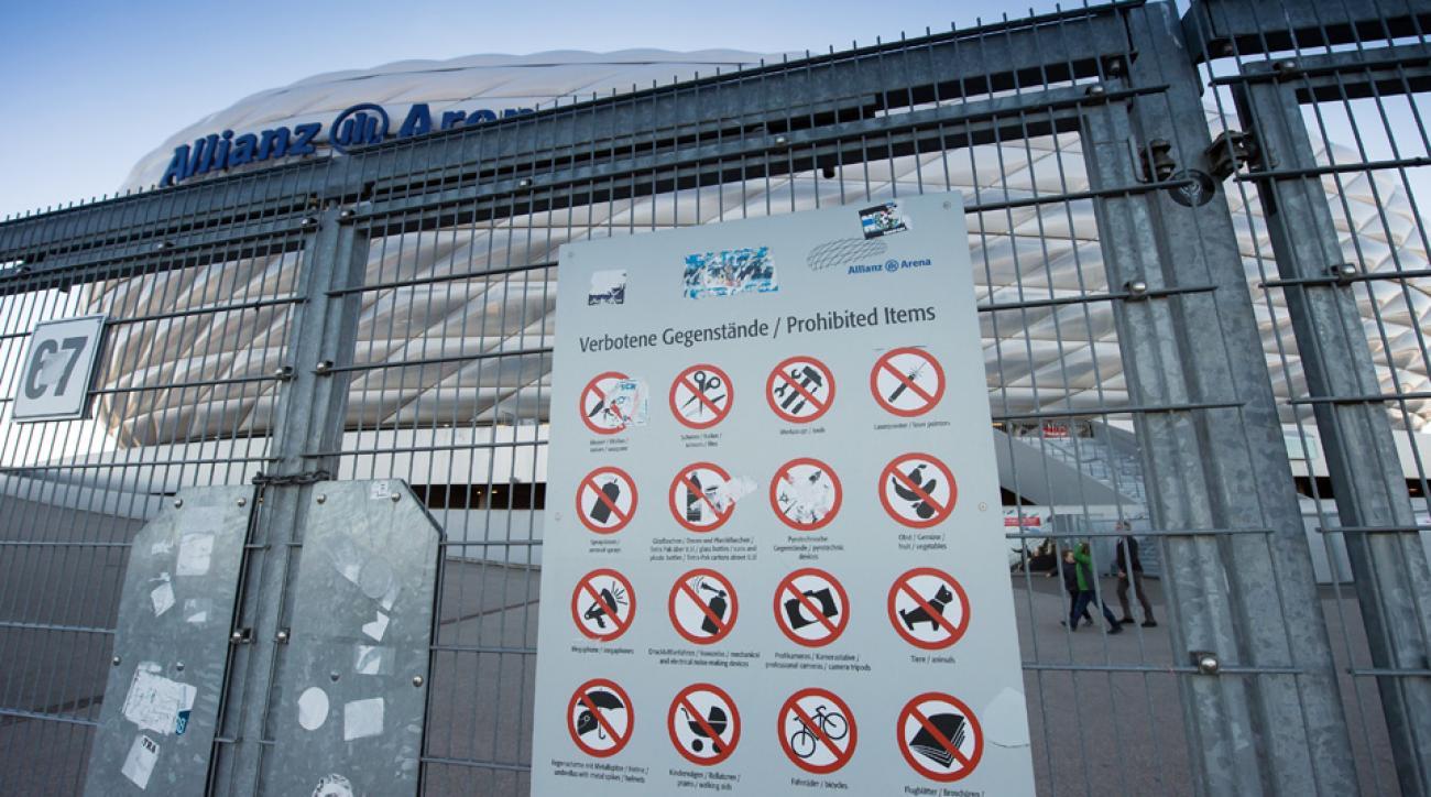 Allianz Arena, Germany