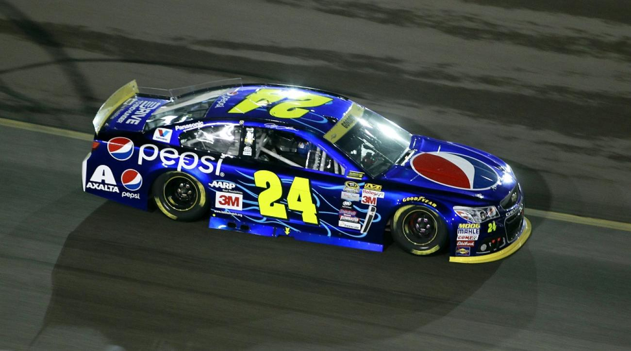 Jeff Gordon has a chance to win a fifth Sprint Cup title in his final career race
