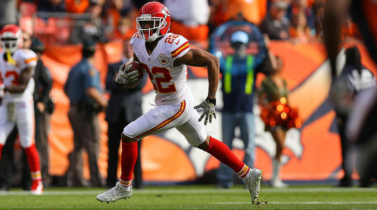 Marcus Peters, Chiefs in AFC playoff race after beating Broncos