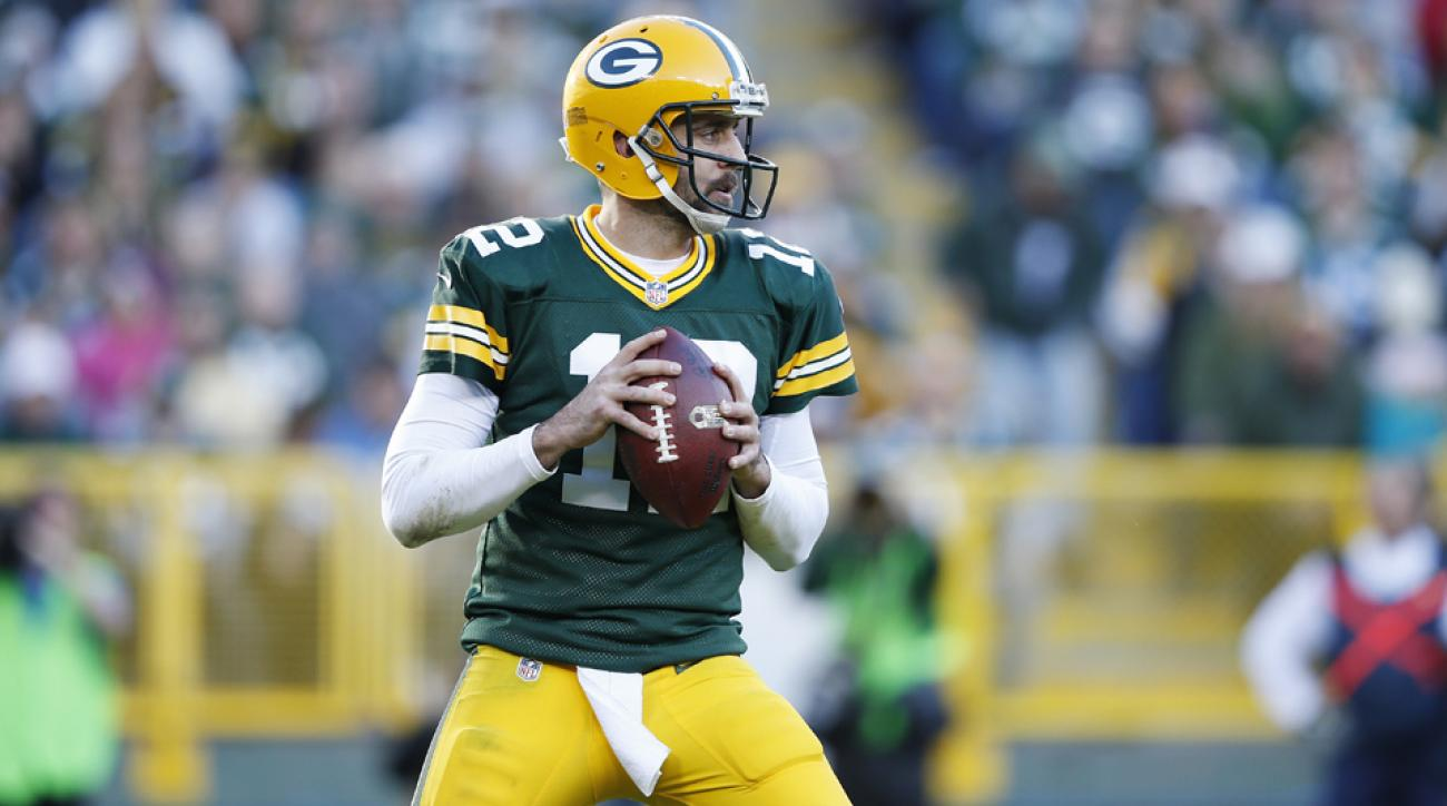 green bay packers aaron rodgers shoulder injury