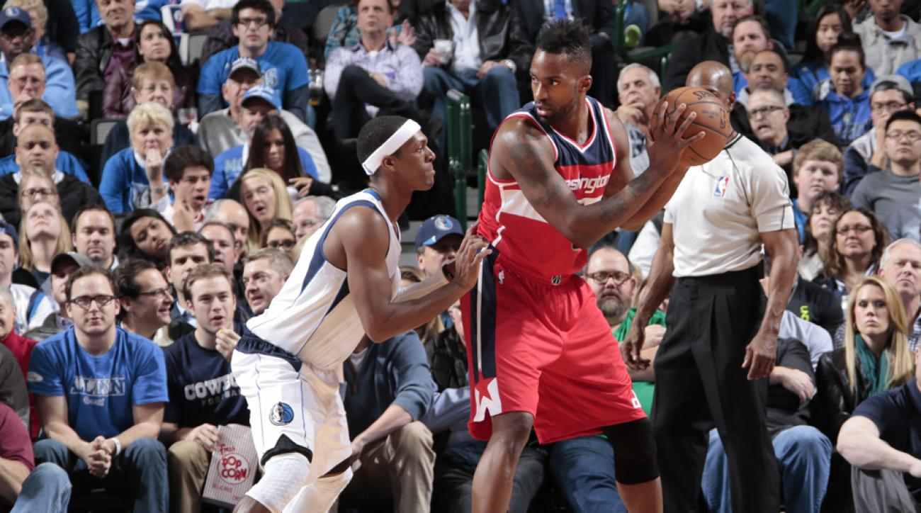 washington wizards martell webster season ending labrum surgery