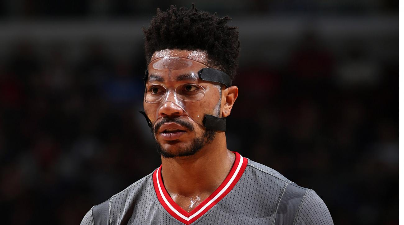 Bulls PG Derrick Rose likely out against Warriors