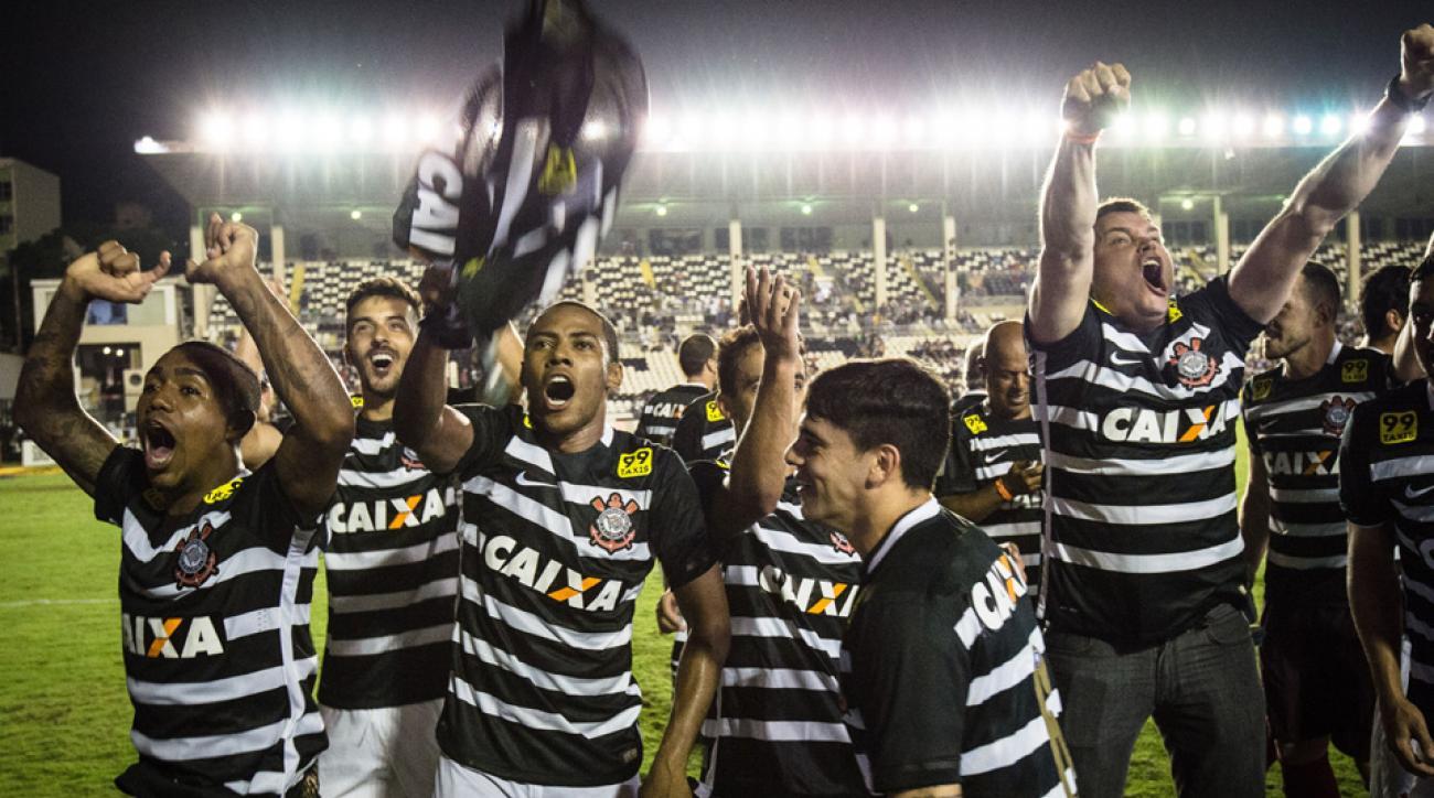 Corinthians, Brazil