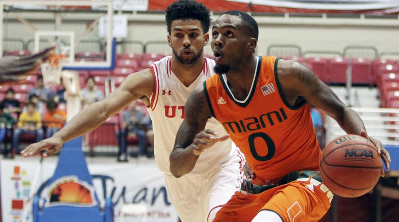 miami upsets utah college basketball puerto rico