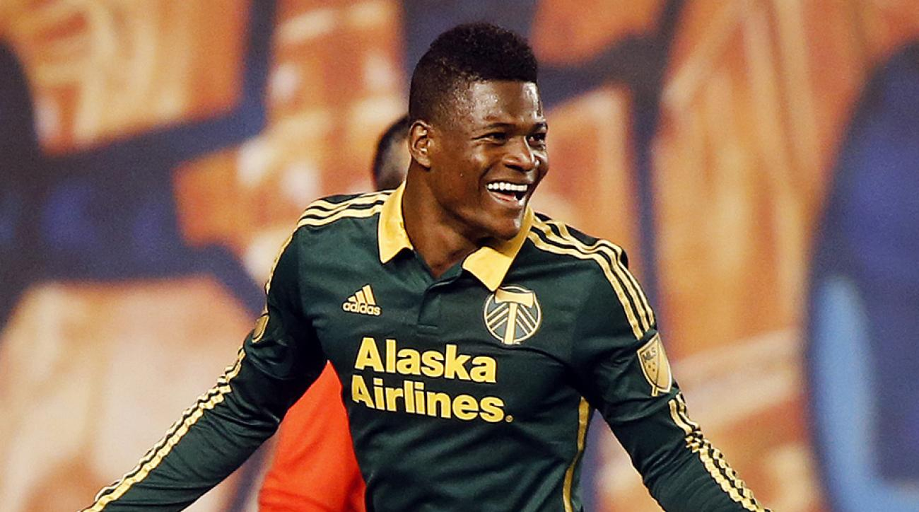 mls playoffs portland timbers dairon asprilla goal video