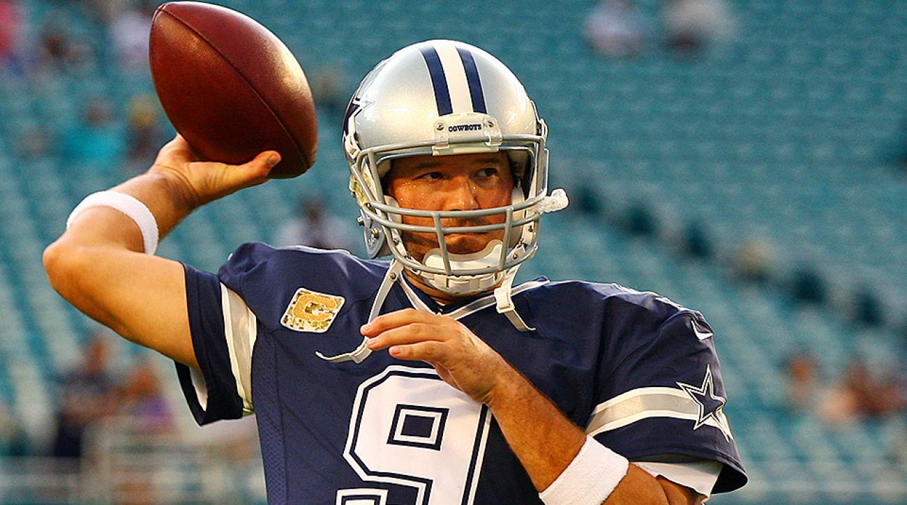 Tony Romo is back and the Dallas Cowboys remain very much in it in the NFC East.