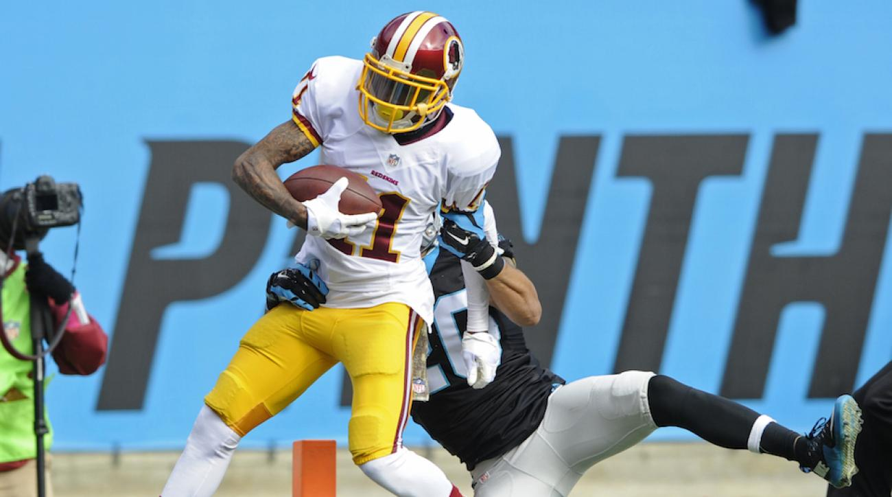 washington redskins desean jackson touchdown video