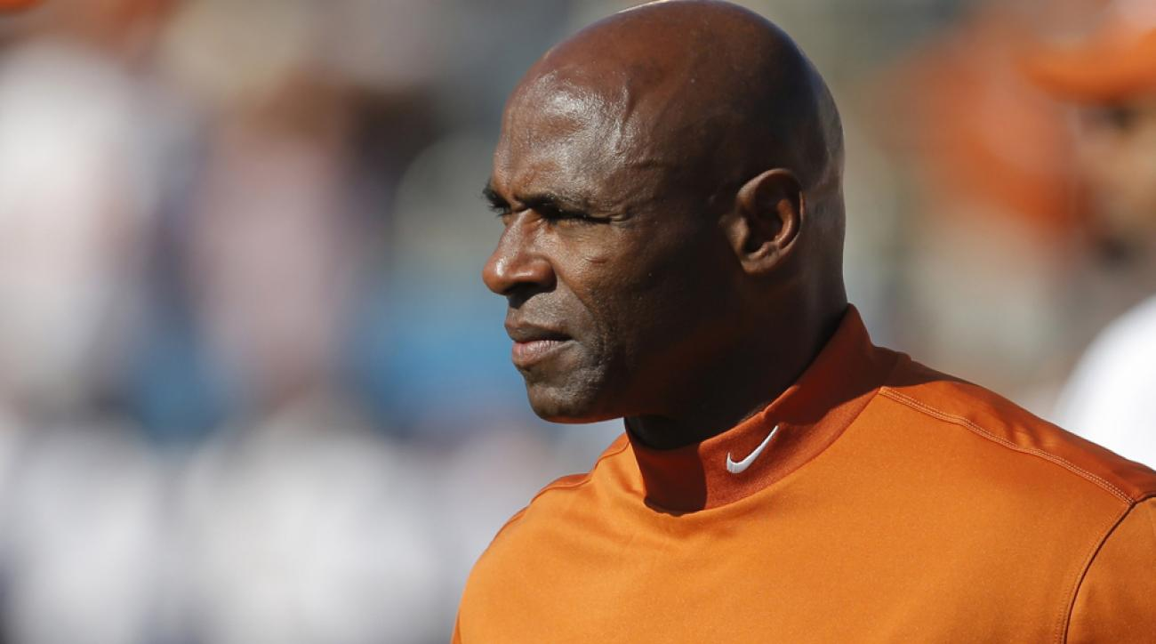 charlie strong texas miami rumors