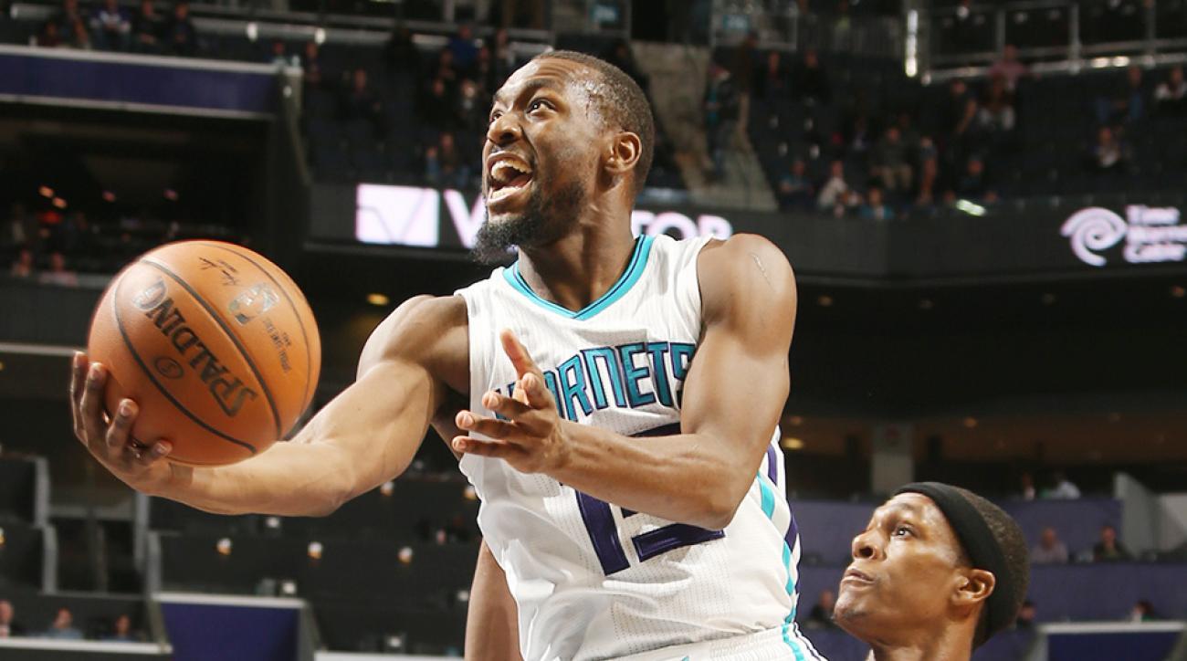 Kemba Walker video Charlotte Hornets Sacramento Kings