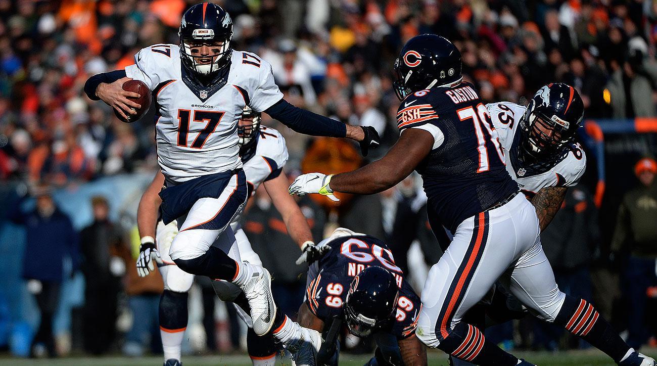 881e33497 Broncos QB Brock Osweiler