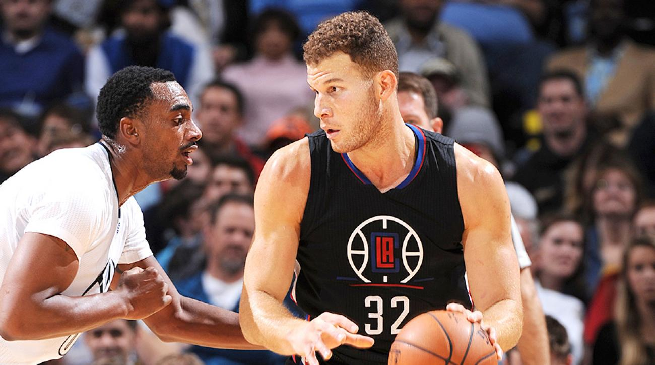 Blake Griffin video three-pointer Los Angeles Clippers Denver Nuggets