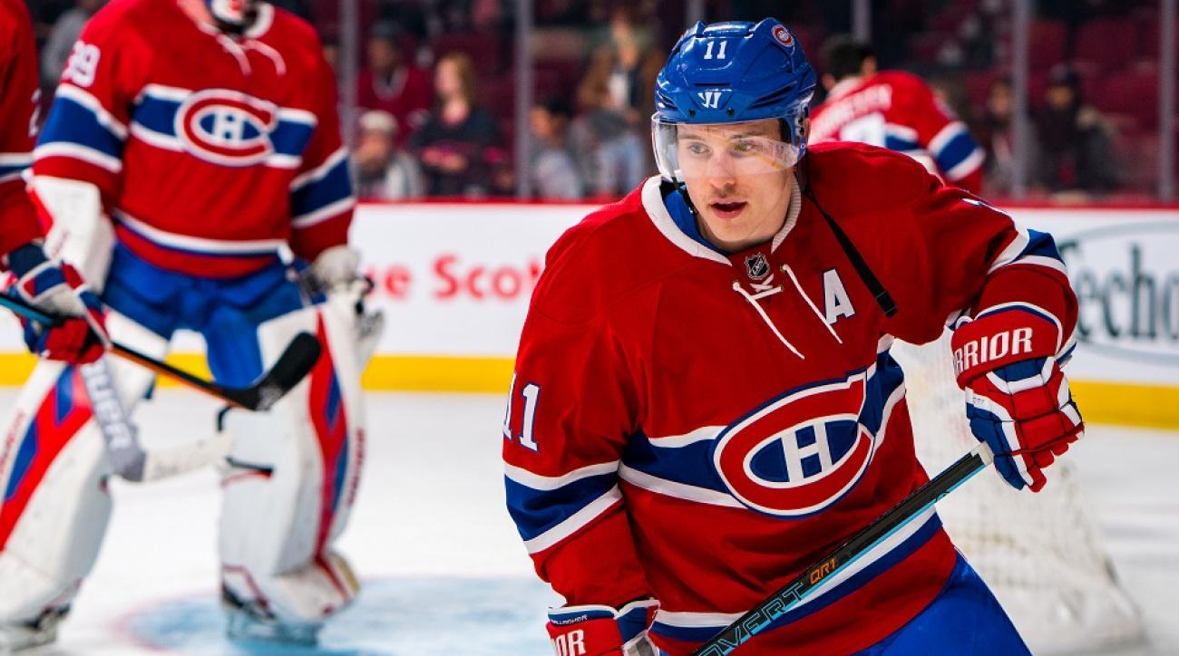 brendan gallagher canadiens injury update