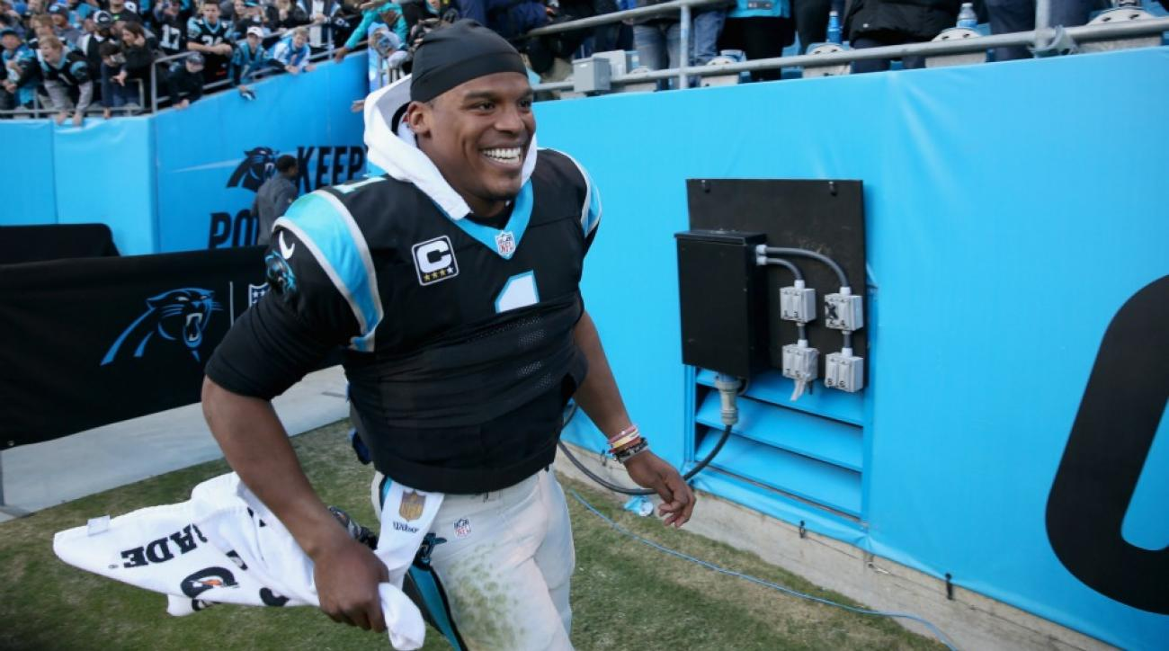 Cam Newton fed 900 hungry kids for Thanksgiving