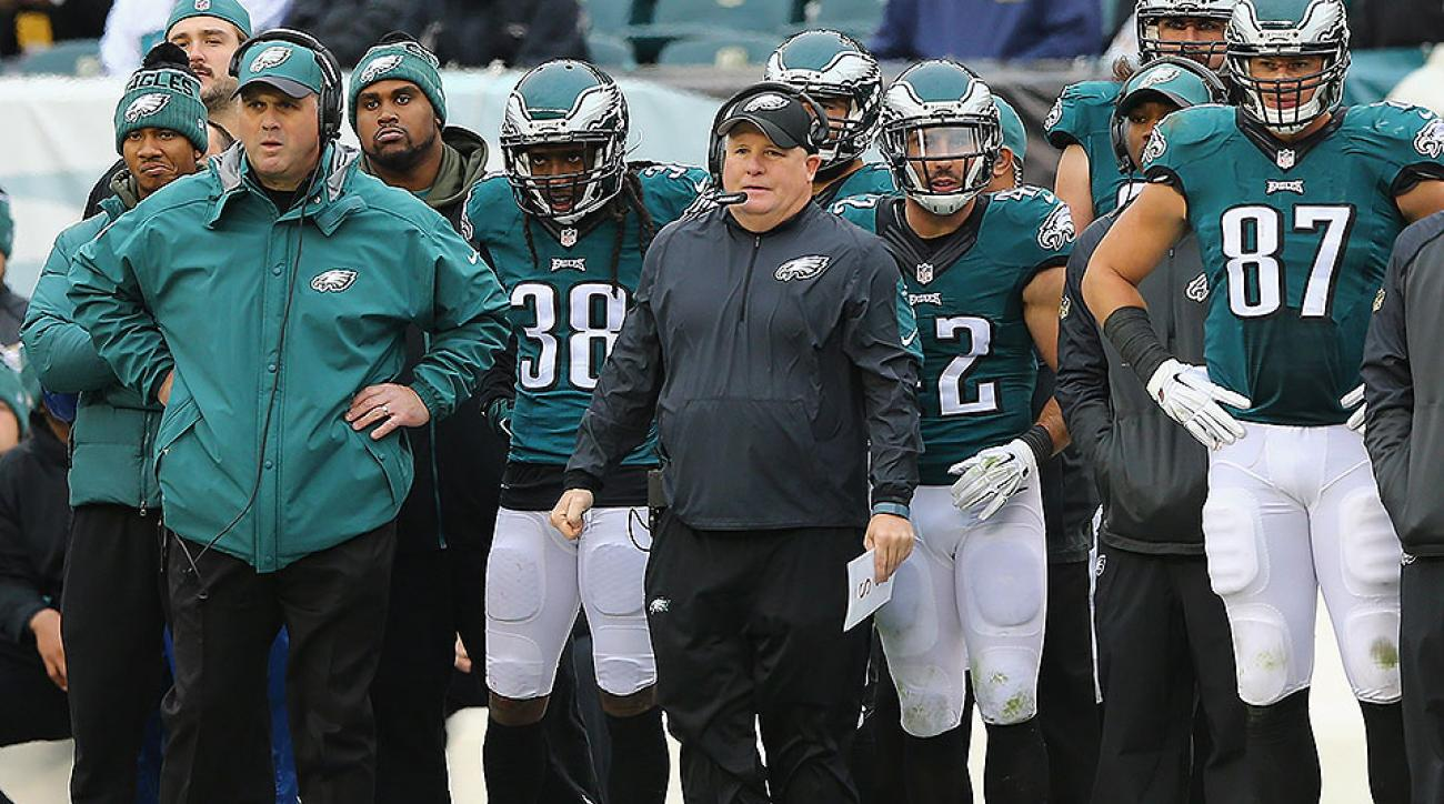 NFL Week 12: Chip Kelly, Eagles in turmoil amid disappointing season