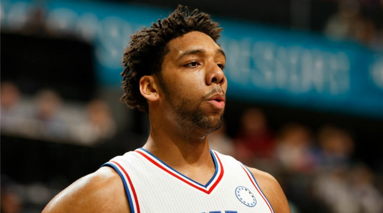 Philadelphia 76ers Jahlil Okafor stars in Duke fan made PSA