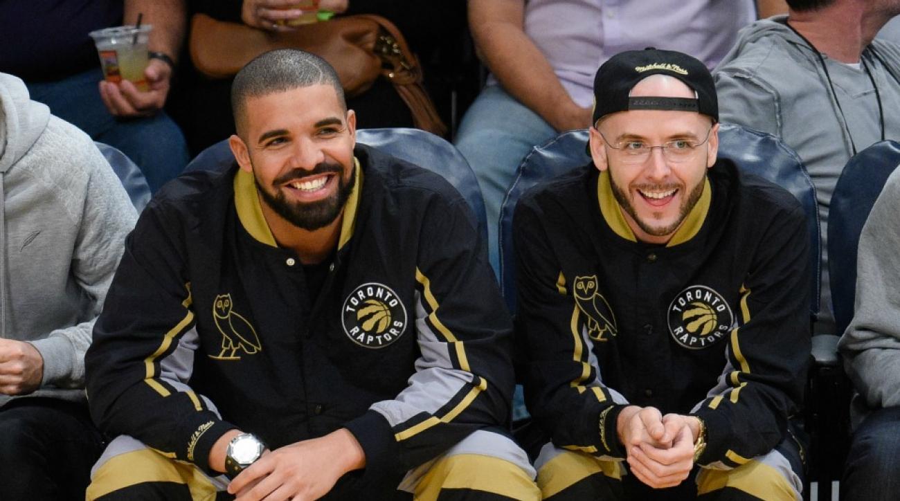 Toronto Raptors hosting Drake Night